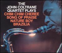 The John Coltrane Quartet Plays - John Coltrane Quartet