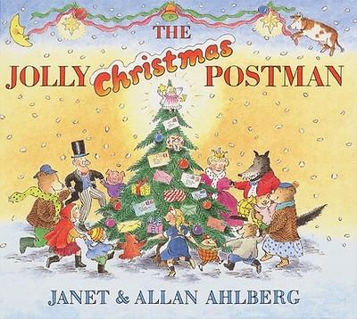 The Jolly Christmas Postman - Ahlberg, Janet, and Ahlberg, Allan