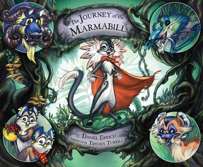 The Journey of the Marmabill - Errico, Daniel