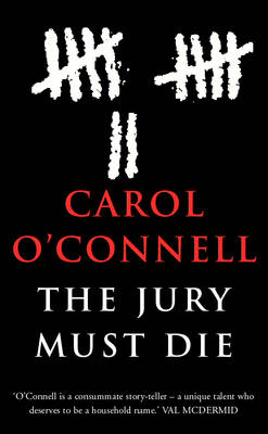 The Jury Must Die - O'Connell, Carol
