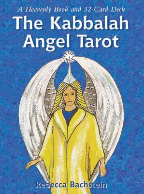 The Kabbalah Angel Tarot: A Heavenly Book and 32-Card Deck - Bachstein, Rebecca