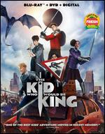 The Kid Who Would Be King [Includes Digital Copy] [Blu-ray/DVD]
