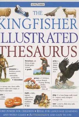 The Kingfisher Illustrated Thesaurus - Beal, George