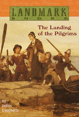 The Landing of the Pilgrims - Daugherty, James