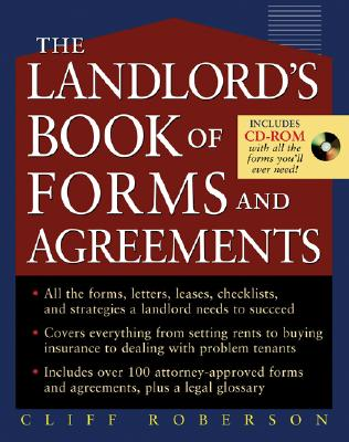 The Landlord's Book of Forms and Agreements - Roberson, Cliff