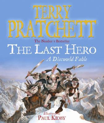 The Last Hero - Pratchett, Terry