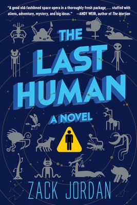 The Last Human - Jordan, Zack