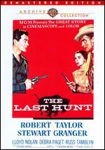 The Last Hunt - Richard Brooks