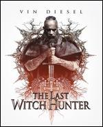 The Last Witch Hunter [Blu-ray/DVD] [SteelBook]