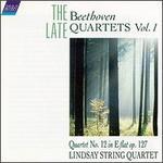 The Late Beethoven Quartets, Vol.I