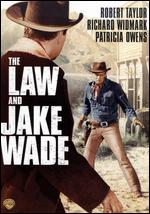 The Law and Jake Wade - John Sturges