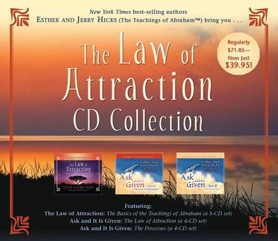 The Law Of Attraction CD Collection - Hicks, Esther, and Hicks, Jerry