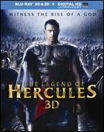 The Legend of Hercules [Blu-ray] [3D] [Includes Digital Copy] [UltraViolet] - Renny Harlin