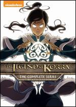 The Legend of Korra: The Complete Series [8 Discs] -