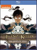 The Legend of Korra: The Complete Series [Limited Edition] [Blu-ray] [8 Discs]