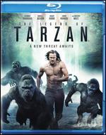 The Legend of Tarzan [Blu-ray] - David Yates