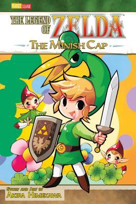 The Legend of Zelda, Vol. 8: The Minish Cap - Himekawa, Akira (Illustrator)
