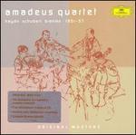 The Legendary Amadeus Quartet, Recordings 1951-1957