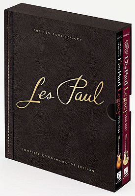 The Les Paul Legacy Complete Commemorative Edition - Lawrence, Robb