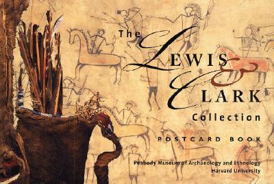 The Lewis & Clark Collection Postcard Book - McLaughlin, Castle