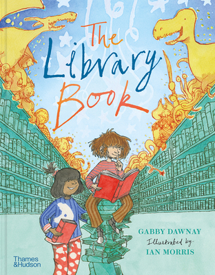 The Library Book - Dawnay, Gabby