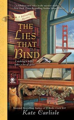 The Lies That Bind - Carlisle, Kate