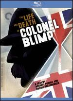 The Life and Death of Colonel Blimp [Criterion Collection] [Blu-ray]