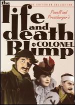 The Life and Death of Colonel Blimp [Criterion Collection] - Emeric Pressburger; Michael Powell