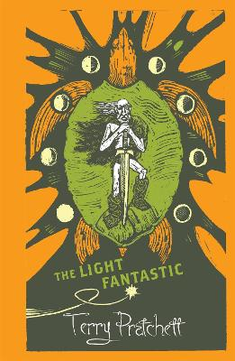 The Light Fantastic: Discworld: The Unseen University Collection - Pratchett, Terry