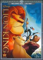 The Lion King [Diamond Edition] [2 Discs] [DVD/Blu-ray]