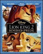 The Lion King II: Simba's Pride [Special Edition] [Blu-ray] - Darrell Rooney; Rob LaDuca