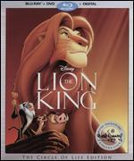 The Lion King: The Walt Disney Signature Collection [Include Digital Copy] [Blu-ray/DVD] [2017]