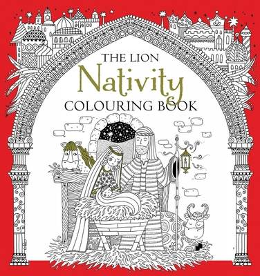 The Lion Nativity Colouring Book - Jackson, Antonia