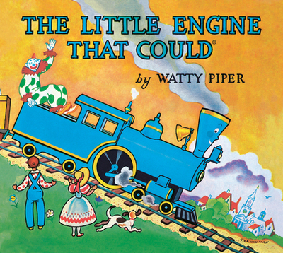 The Little Engine That Could: A Mini Edition - Piper, Watty