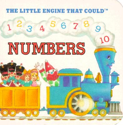 The Little Engine That Could Numbers - Piper, Watty, pse