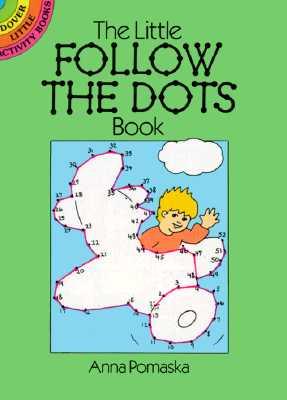 The Little Follow-The-Dots Book - Pomaska, Anna