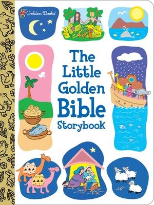 The Little Golden Bible Storybook - Simeon, S