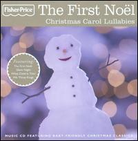 The Little People: First Noel, Christmas Carol Lullabies - Various Artists