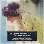 The Little Record of Calm: Favorite Adagios