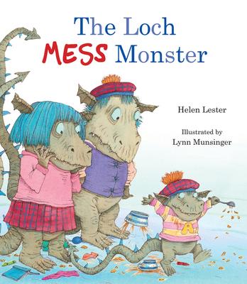 The Loch Mess Monster - Lester, Helen