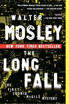 The Long Fall - Mosley, Walter