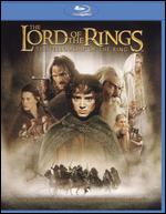 The Lord of the Rings: Fellowship of the Ring [2 Discs] [Blu-ray/DVD] - Peter Jackson