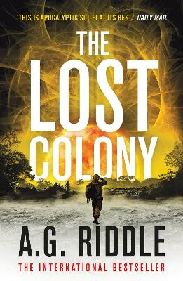 The Lost Colony - Riddle, A.G.