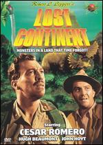 The Lost Continent