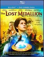The Lost Medallion [2 Discs] [Blu-ray/DVD]