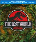The Lost World: Jurassic Park [2 Discs] [Blu-ray/DVD] - Steven Spielberg