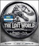 The Lost World: Jurassic Park [Includes Digital Copy] [Blu-ray/DVD] [Steelbook] [Only @ Best Buy]