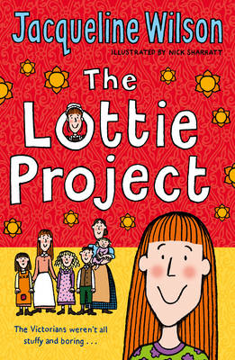 The Lottie Project - Wilson, Jacqueline