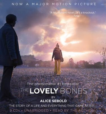The Lovely Bones - Sebold, Alice, and Author (Read by)