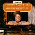 The Lympany Legend, Vol. 2